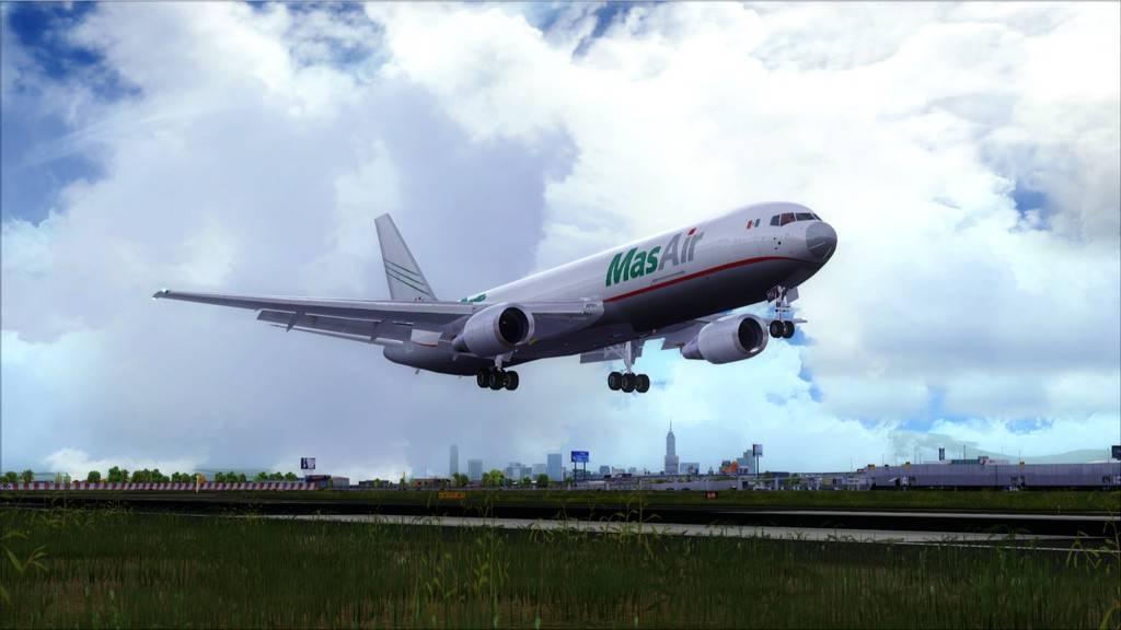 Mas Air B767-F -->KMIA/MMMX KMIA-MMMX18