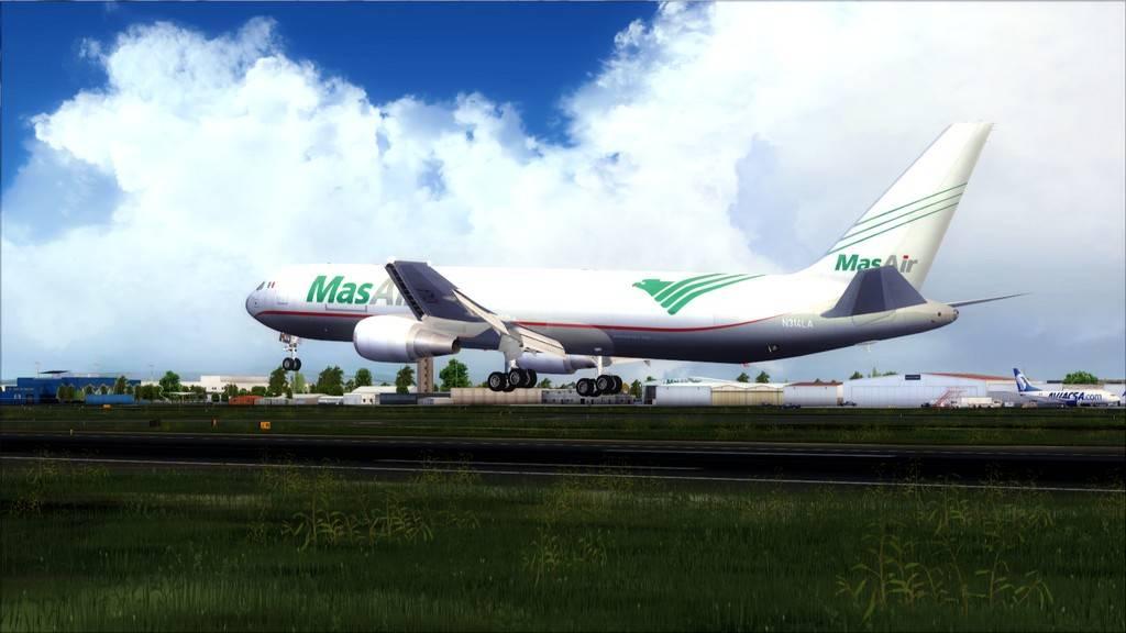 Mas Air B767-F -->KMIA/MMMX KMIA-MMMX19