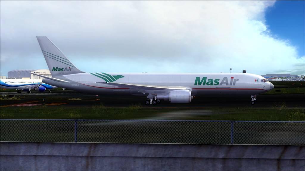 Mas Air B767-F -->KMIA/MMMX KMIA-MMMX21