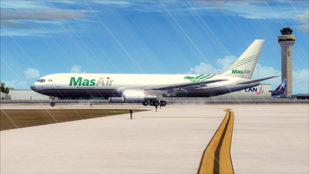 Mas Air B767-F -->KMIA/MMMX KMIA-MMMX3