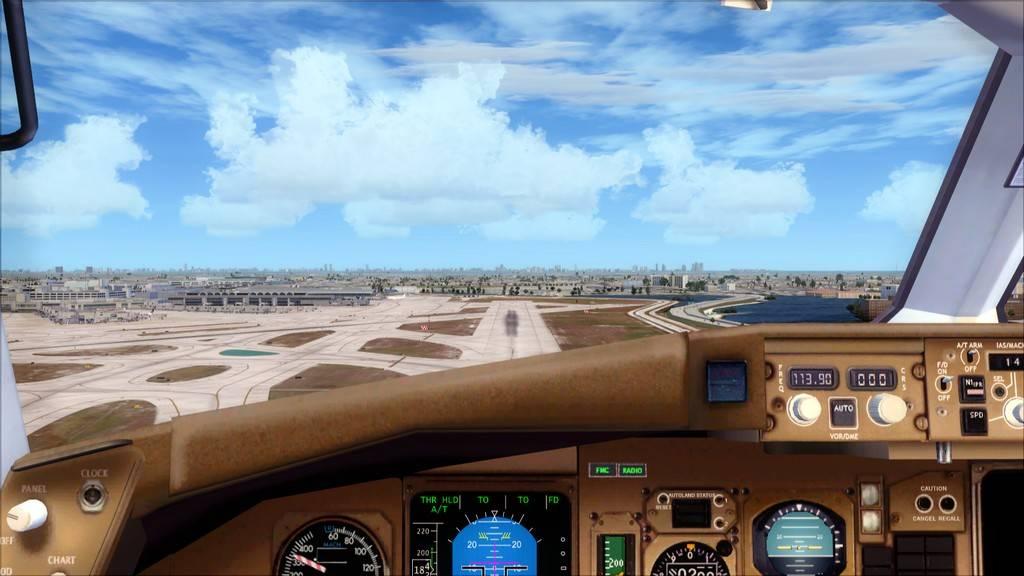 Mas Air B767-F -->KMIA/MMMX KMIA-MMMX5