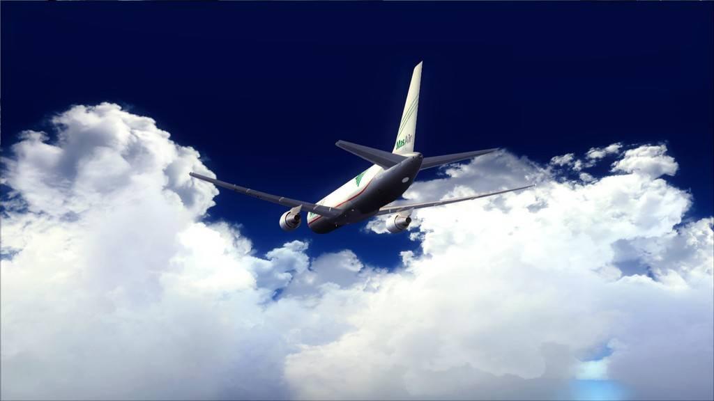 Mas Air B767-F -->KMIA/MMMX KMIA-MMMX9