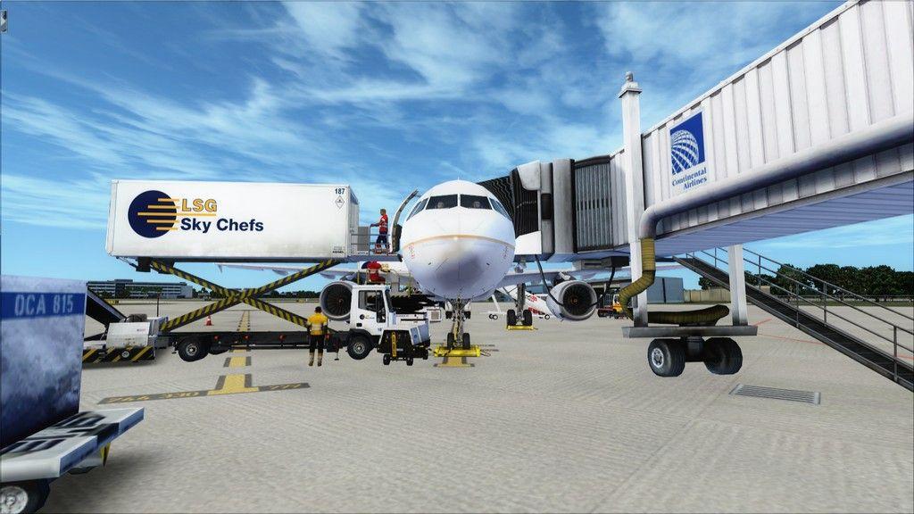 United A320 -> Tampa/KTPA-Washington Dulles/KIAD KTPA-KIAD1