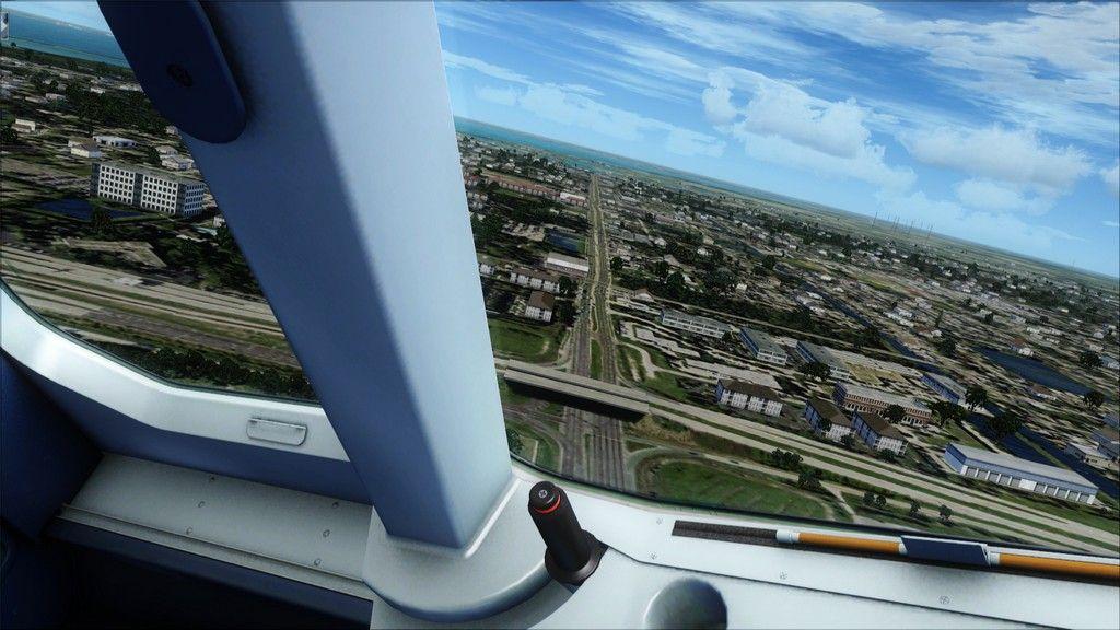 United A320 -> Tampa/KTPA-Washington Dulles/KIAD KTPA-KIAD10