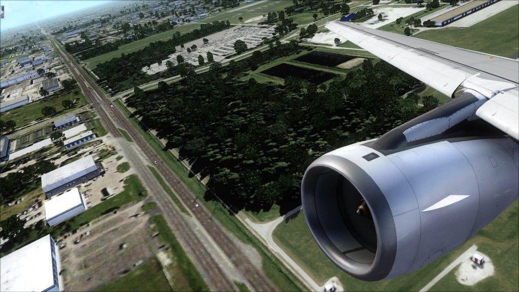 United A320 -> Tampa/KTPA-Washington Dulles/KIAD KTPA-KIAD11