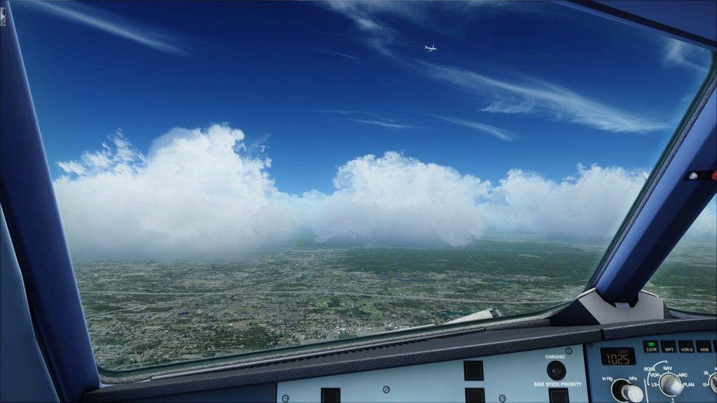 United A320 -> Tampa/KTPA-Washington Dulles/KIAD KTPA-KIAD16