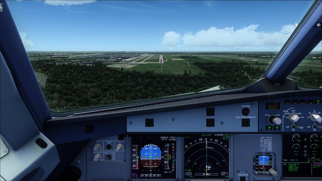 United A320 -> Tampa/KTPA-Washington Dulles/KIAD KTPA-KIAD17