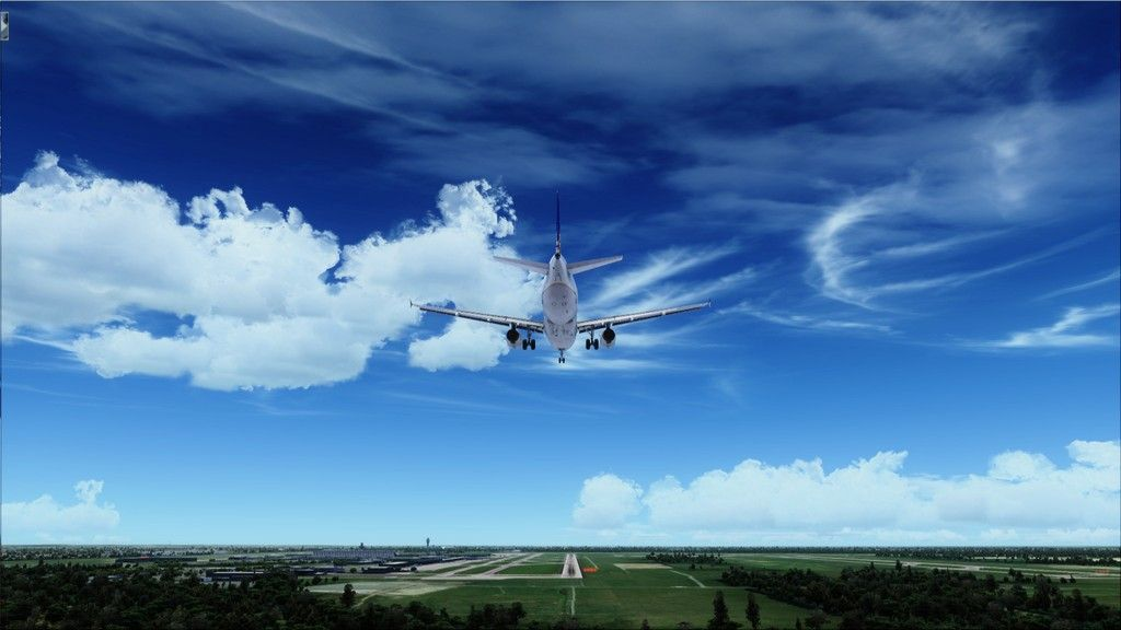United A320 -> Tampa/KTPA-Washington Dulles/KIAD KTPA-KIAD18