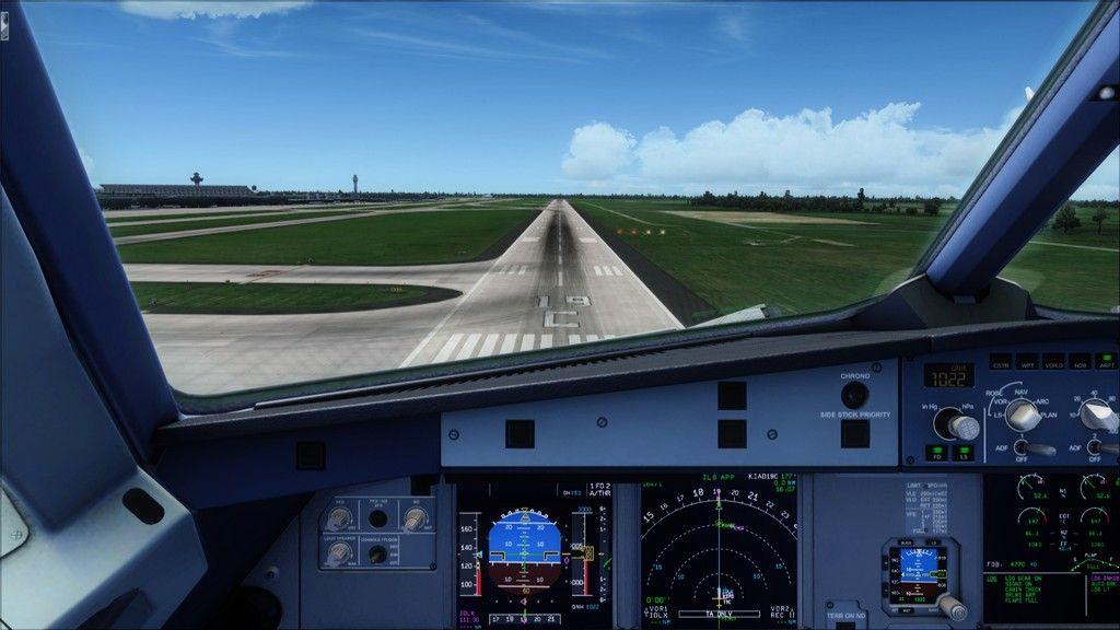 United A320 -> Tampa/KTPA-Washington Dulles/KIAD KTPA-KIAD19
