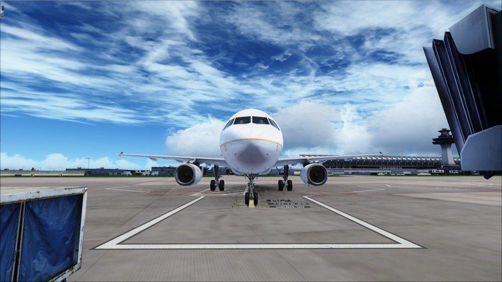 United A320 -> Tampa/KTPA-Washington Dulles/KIAD KTPA-KIAD23