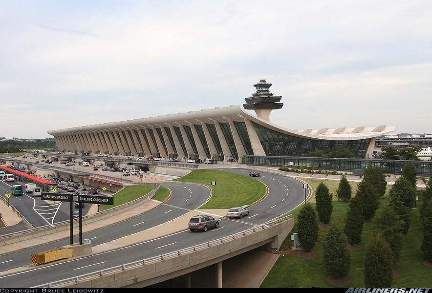 United A320 -> Tampa/KTPA-Washington Dulles/KIAD KTPA-KIAD26-2