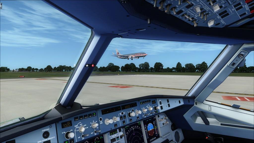 United A320 -> Tampa/KTPA-Washington Dulles/KIAD KTPA-KIAD6