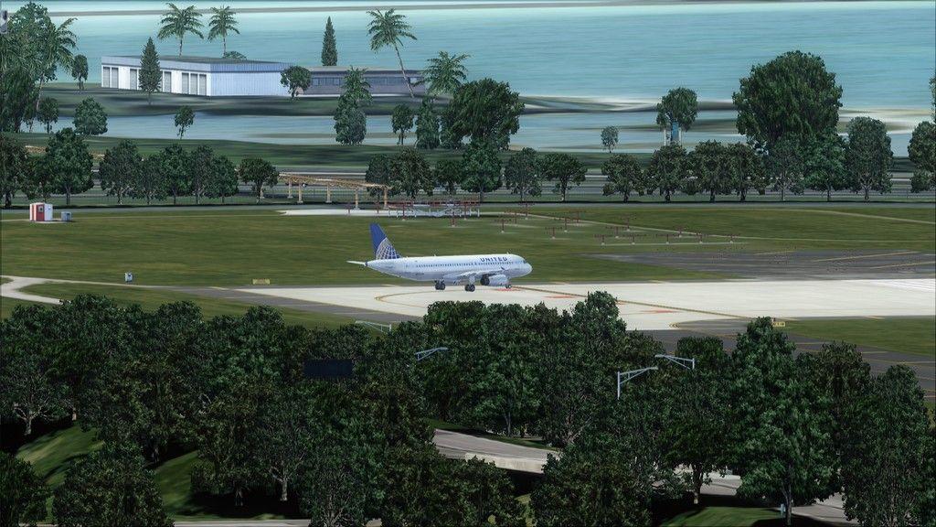 United A320 -> Tampa/KTPA-Washington Dulles/KIAD KTPA-KIAD7
