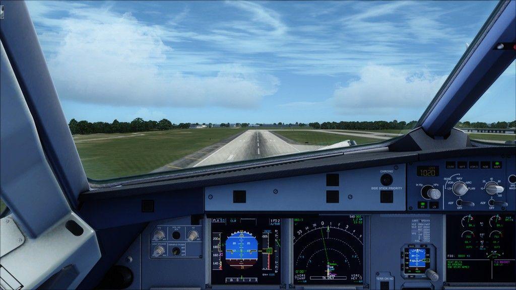 United A320 -> Tampa/KTPA-Washington Dulles/KIAD KTPA-KIAD8