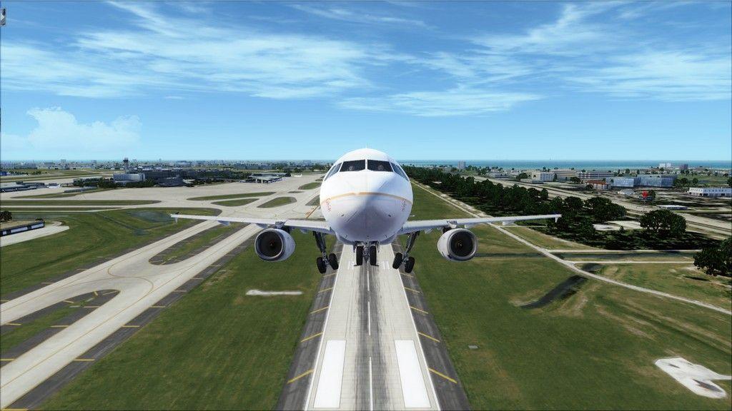 United A320 -> Tampa/KTPA-Washington Dulles/KIAD KTPA-KIAD9