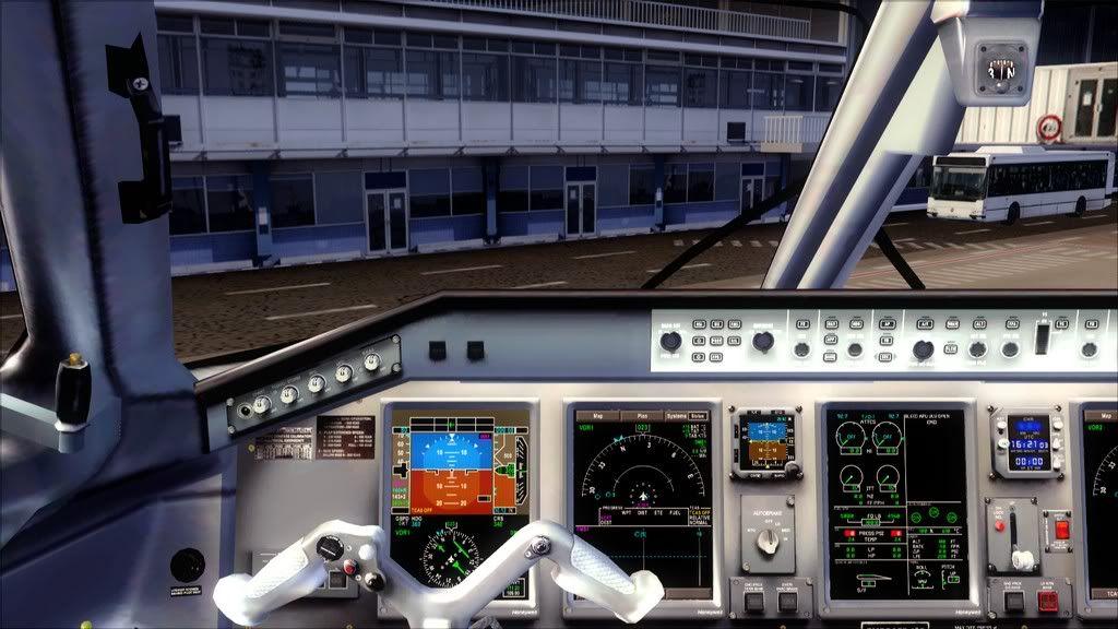 Flybe E195 -> Paris/LFPO - Cardiff/EGFF LFPO-EGFF1