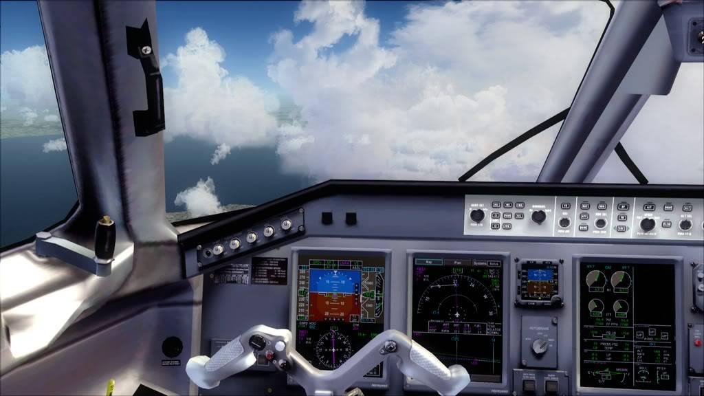 Flybe E195 -> Paris/LFPO - Cardiff/EGFF LFPO-EGFF13