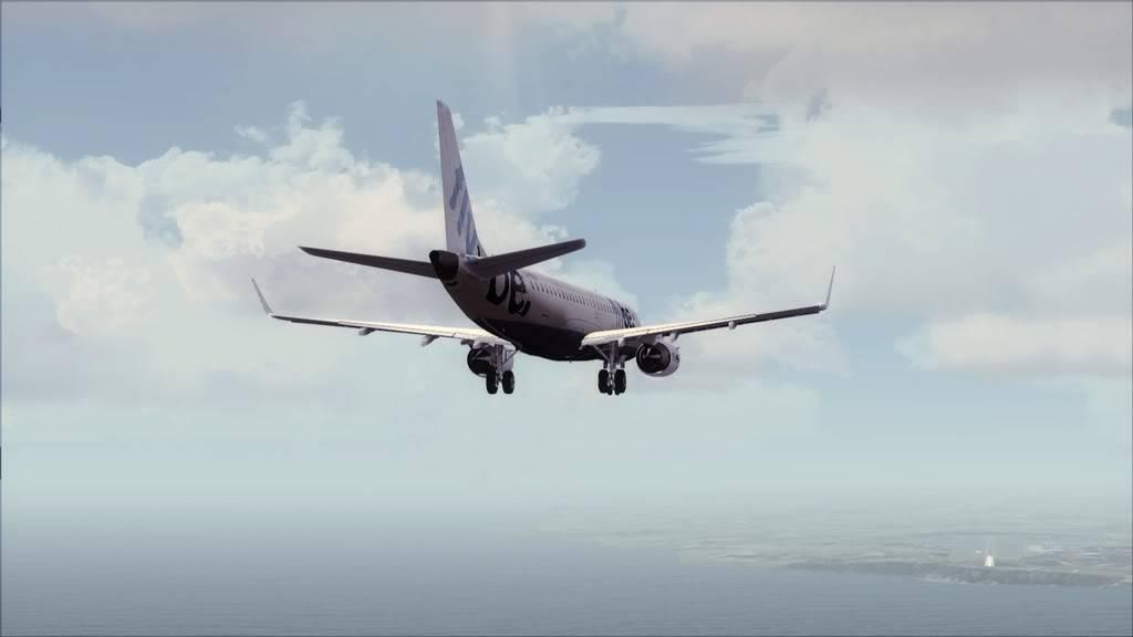 Flybe E195 -> Paris/LFPO - Cardiff/EGFF LFPO-EGFF14
