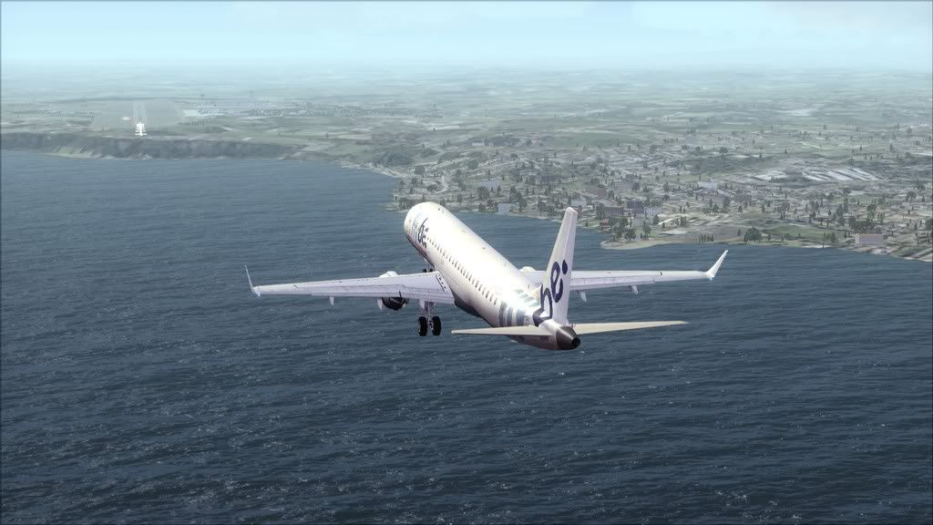 Flybe E195 -> Paris/LFPO - Cardiff/EGFF LFPO-EGFF15