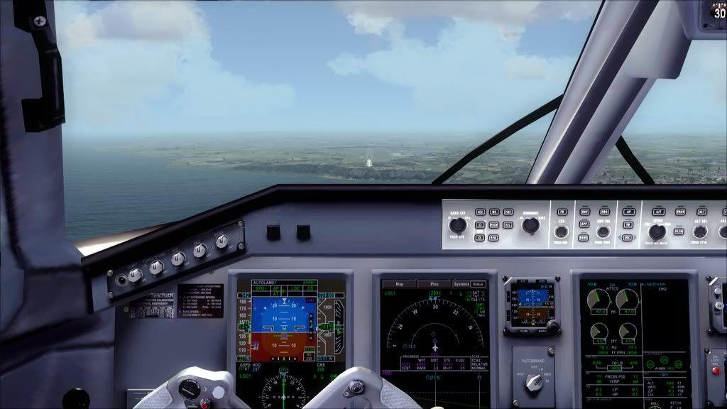 Flybe E195 -> Paris/LFPO - Cardiff/EGFF LFPO-EGFF16