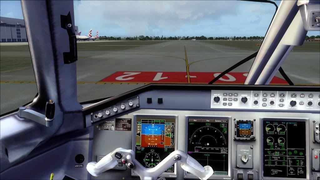 Flybe E195 -> Paris/LFPO - Cardiff/EGFF LFPO-EGFF201