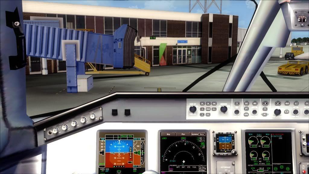 Flybe E195 -> Paris/LFPO - Cardiff/EGFF LFPO-EGFF23