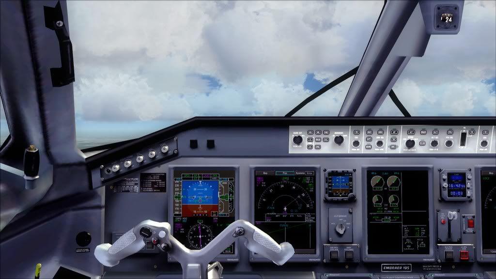 Flybe E195 -> Paris/LFPO - Cardiff/EGFF LFPO-EGFF9
