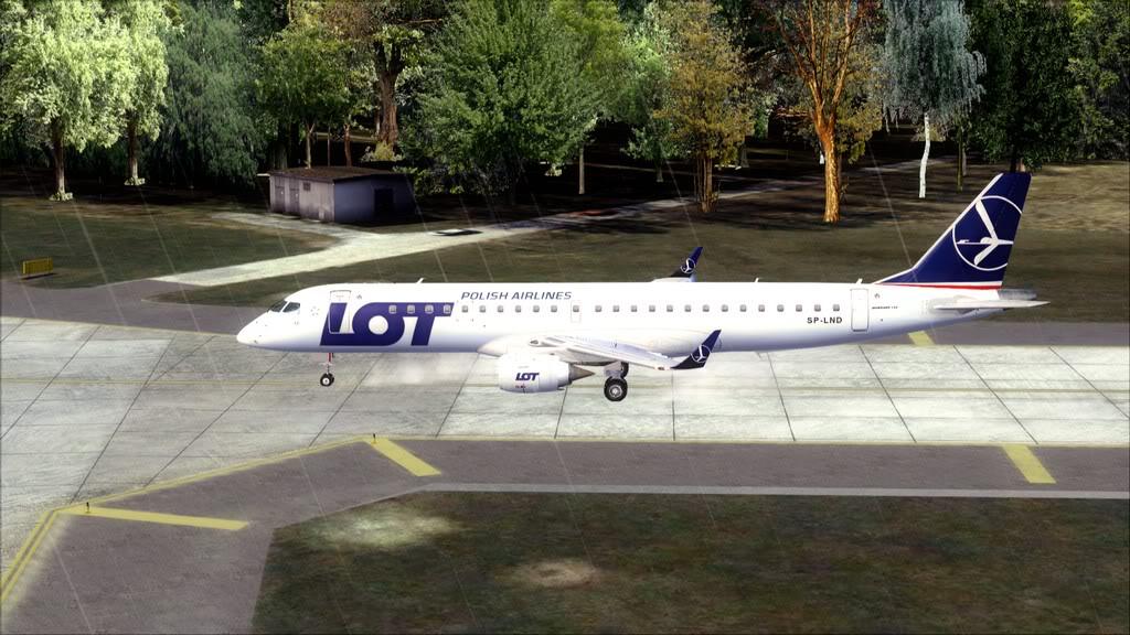 LOT E195 -> Athens/LGAV - Krakow/EPKK LGAV-EPKK19