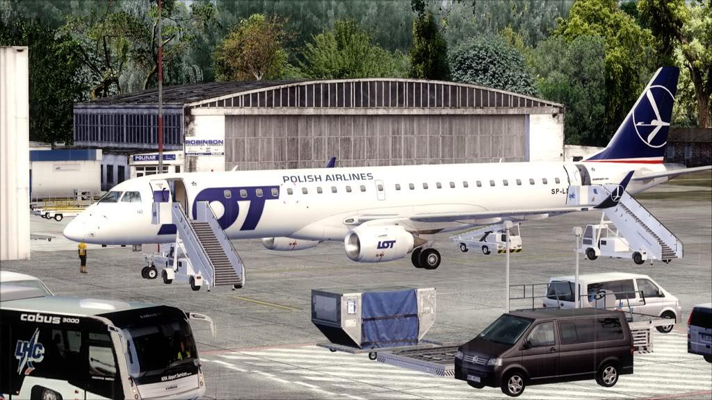 LOT E195 -> Athens/LGAV - Krakow/EPKK LGAV-EPKK26
