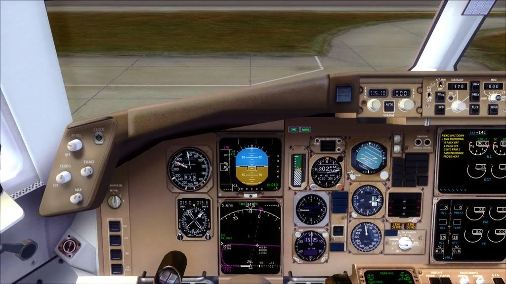 AeroSvit-> London Gatwick/EGKK - Kiev/UKBB EGKK-UKBB1