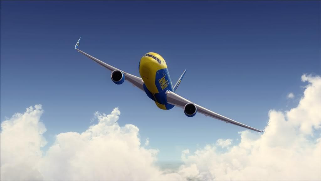 AeroSvit-> London Gatwick/EGKK - Kiev/UKBB EGKK-UKBB11