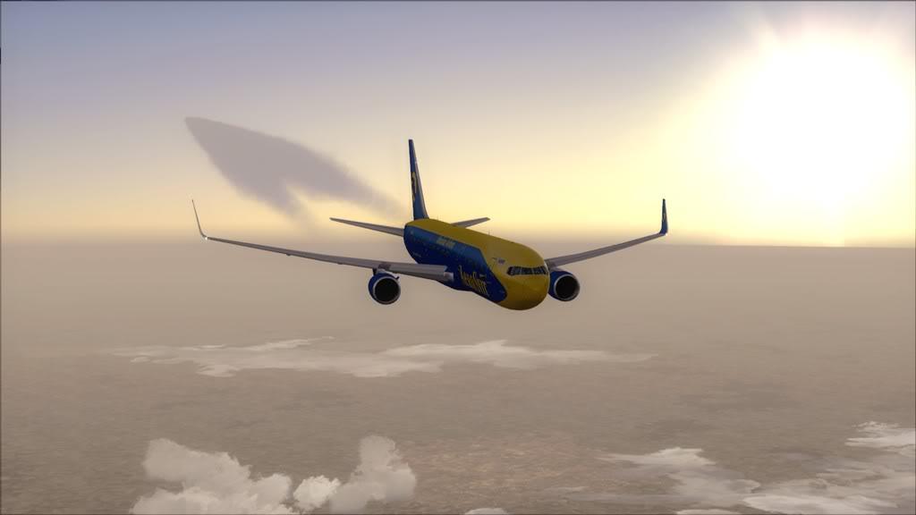 AeroSvit-> London Gatwick/EGKK - Kiev/UKBB EGKK-UKBB12