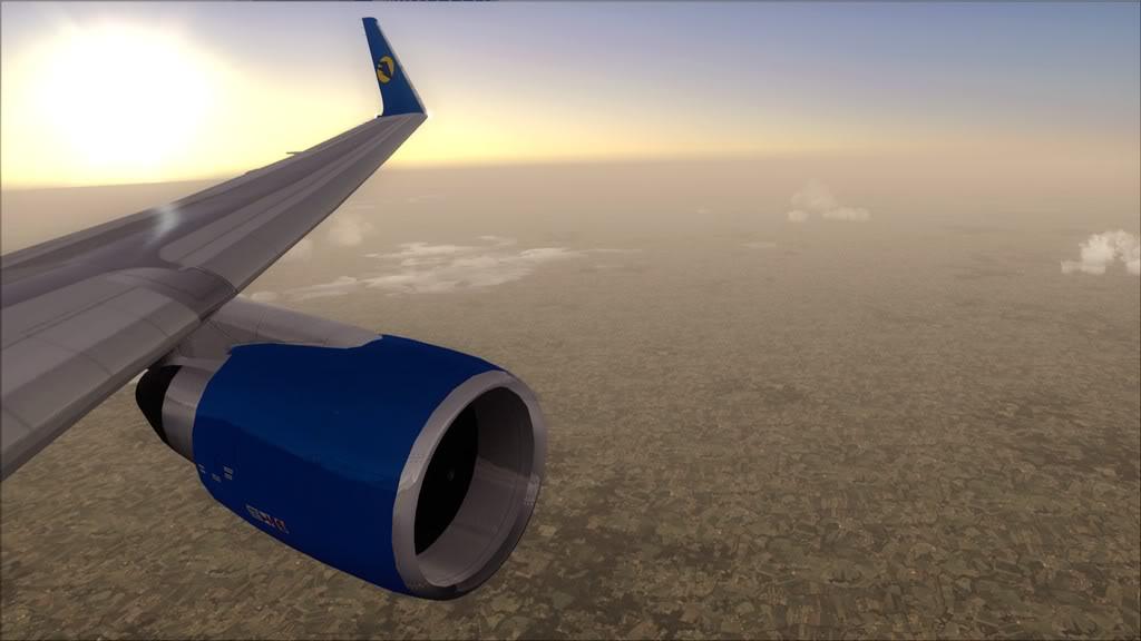 AeroSvit-> London Gatwick/EGKK - Kiev/UKBB EGKK-UKBB14