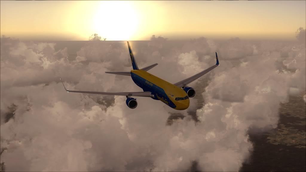 AeroSvit-> London Gatwick/EGKK - Kiev/UKBB EGKK-UKBB15