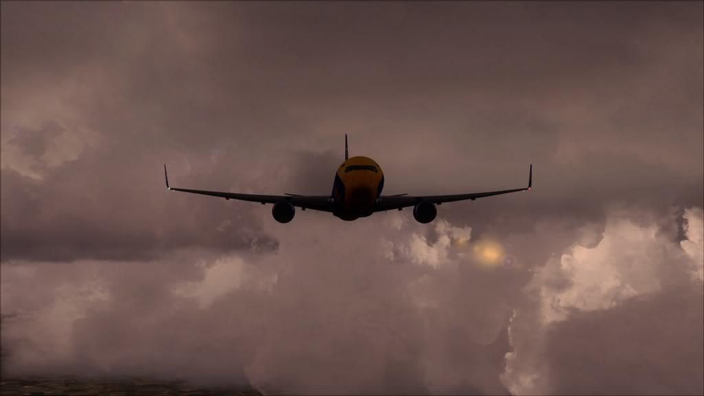 AeroSvit-> London Gatwick/EGKK - Kiev/UKBB EGKK-UKBB18