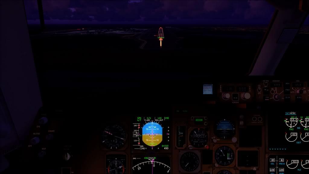 AeroSvit-> London Gatwick/EGKK - Kiev/UKBB EGKK-UKBB19