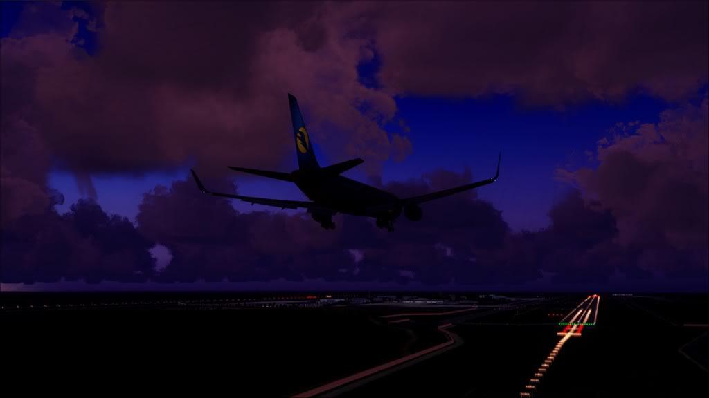 AeroSvit-> London Gatwick/EGKK - Kiev/UKBB EGKK-UKBB20
