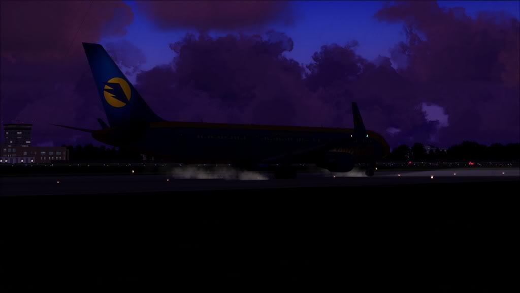 AeroSvit-> London Gatwick/EGKK - Kiev/UKBB EGKK-UKBB22