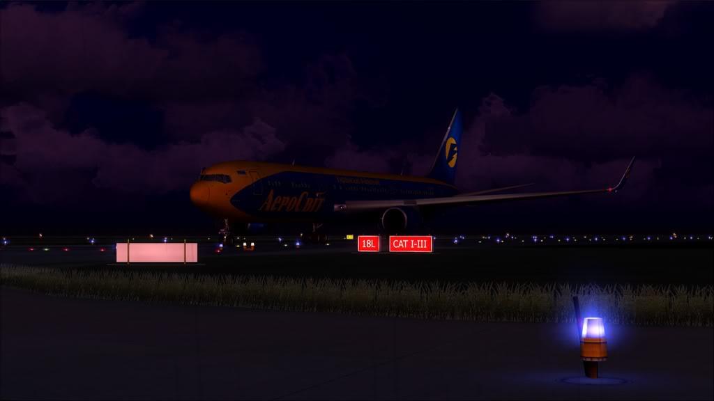 AeroSvit-> London Gatwick/EGKK - Kiev/UKBB EGKK-UKBB24