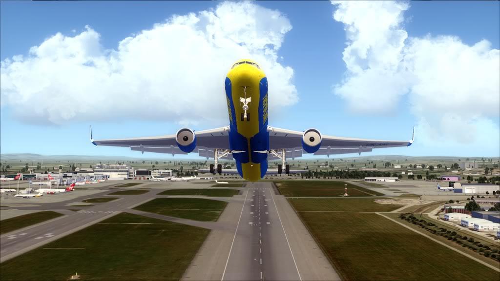 AeroSvit-> London Gatwick/EGKK - Kiev/UKBB EGKK-UKBB7