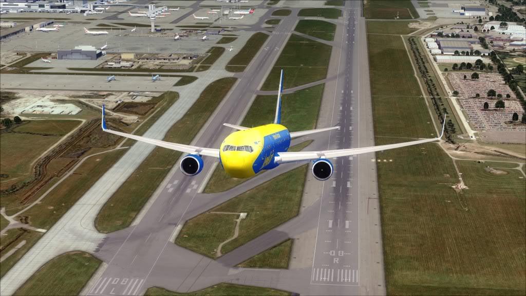 AeroSvit-> London Gatwick/EGKK - Kiev/UKBB EGKK-UKBB8