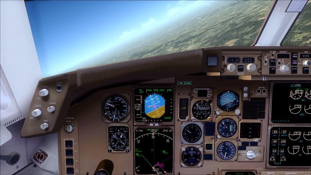 AeroSvit-> London Gatwick/EGKK - Kiev/UKBB EGKK-UKBB9