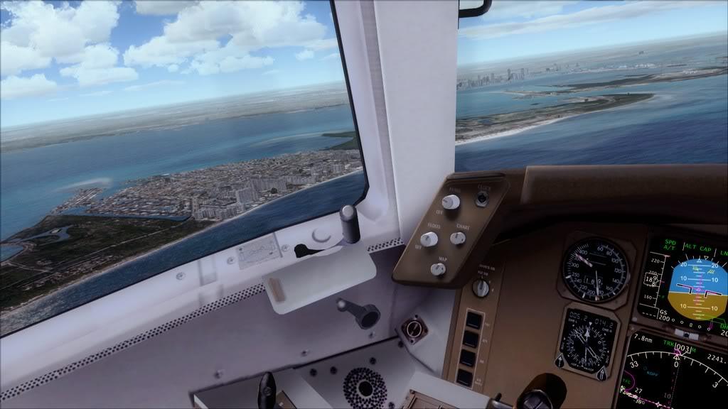 Lanco/B767-> Santo Domingo/MDSD - Miami/KMIA MDSD-KMIA11