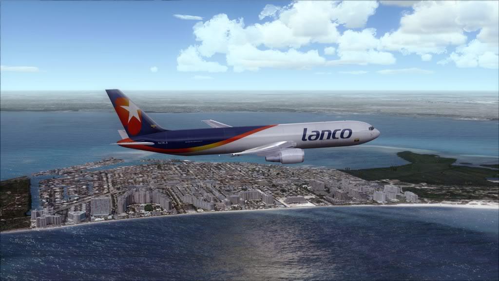 Lanco/B767-> Santo Domingo/MDSD - Miami/KMIA MDSD-KMIA12