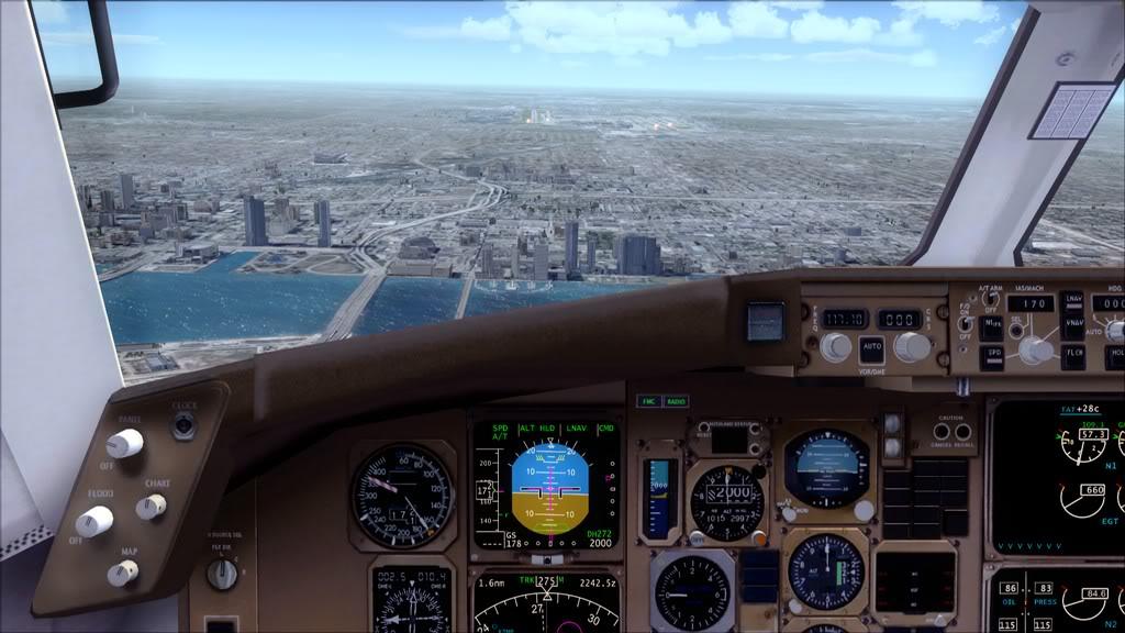 Lanco/B767-> Santo Domingo/MDSD - Miami/KMIA MDSD-KMIA15