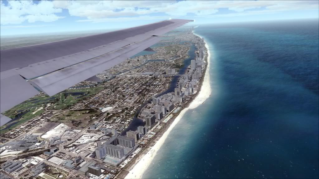Lanco/B767-> Santo Domingo/MDSD - Miami/KMIA MDSD-KMIA17