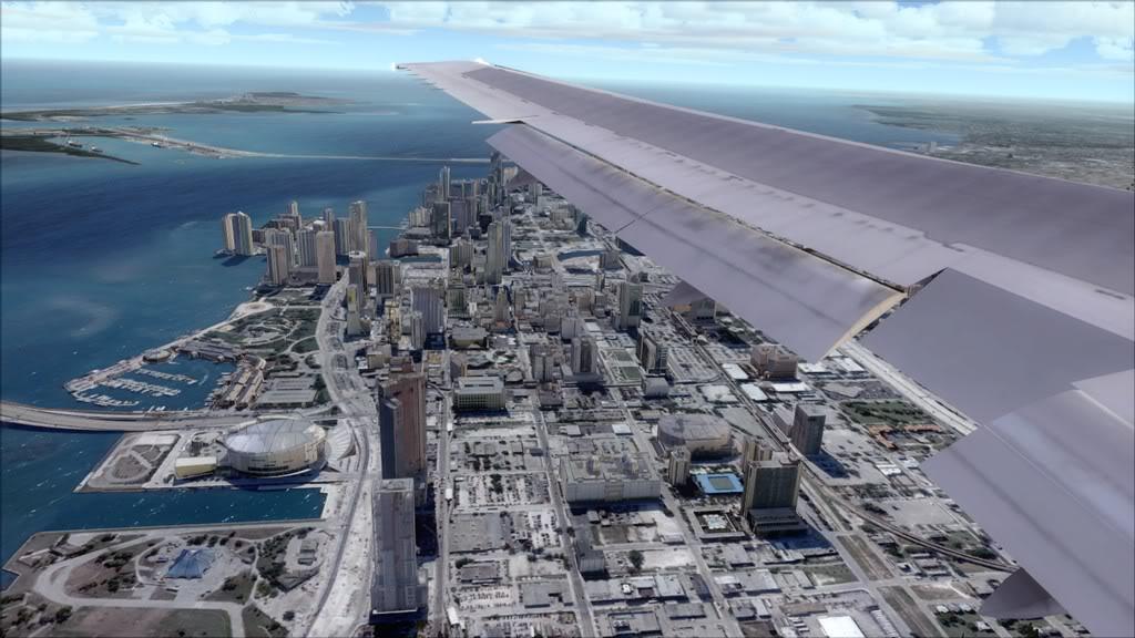 Lanco/B767-> Santo Domingo/MDSD - Miami/KMIA MDSD-KMIA19
