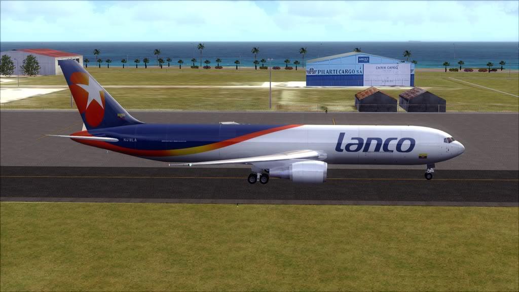 Lanco/B767-> Santo Domingo/MDSD - Miami/KMIA MDSD-KMIA3