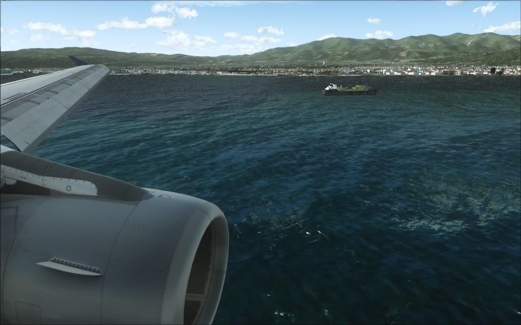 (FSX)Um voo com tweaks MKJP-MKJS11
