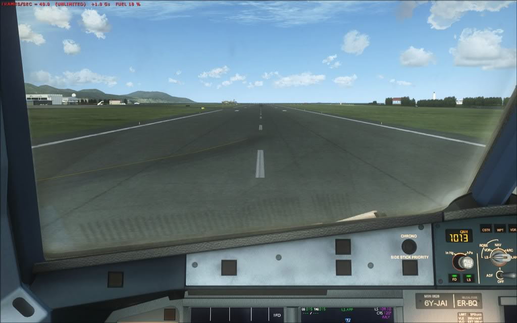 (FSX)Um voo com tweaks MKJP-MKJS15